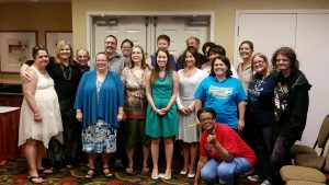 Partners in Policymaking Graduating Class of 2016